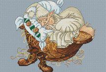 Gnome,Zwerg,Elfen,Nimue