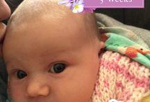 Violet / Baby girl