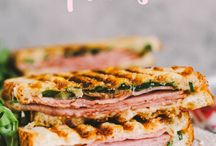 Sandwich & Wrap Recipes / Sandwich and Wrap Recipes for all your handheld meal needs