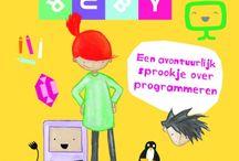 Boeken / Creatief Ontdekkend, Ontwerpend, Leren, Programmeren, Techniek