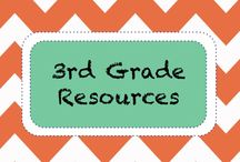 | 3rd Grade | / 3rd Grade Learning and Education Resources / by TeachersPayTeachers