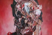 Antony Micallef | Self | Lazarides Rathbone / Lazarides Rathbone is pleased to present a major new body of meditative self-portraits by Antony Micallef entitled Self. This exhibition took place between Friday 13th of February 2015 to Thursday 19th of March 2015.