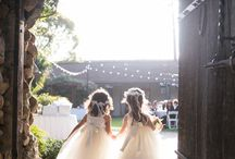 Wedding: Little ones