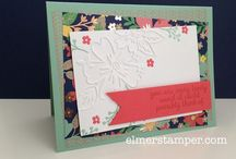 Stampin' Up! - Love & Affection (Retired)