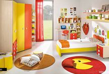 Cool Kids Rooms / by Jenny Adkins