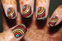 Nailspiration - Other Nail Art / Re-pinned nail art.