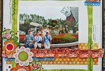 Disney scrapping / by Barbara Merner