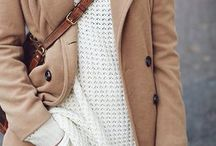 Color Crush | Camel / Getting inspired by ways to wear camel clothing in 2015.