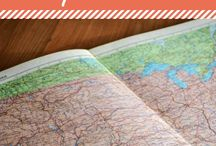 The Art of Teaching Geography / Helpful ideas for homeschool moms to teach geography with ease.