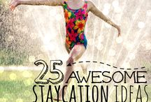 FAMILY VACATION: Staycation! / staycation ideas...other things to do in colorado as a family.. weekend getaways.. day trips... etc