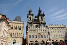 Famous Prague Buildings  / The most beautiful buildings in Prague can be found here.