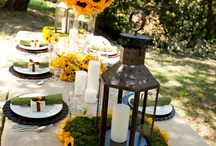 Wedding decor / Some wedding ideas, comment if you can. Not too sure how this whole thing works lol