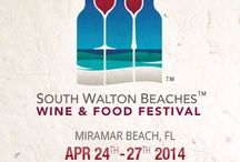 2014 Festival Pin-spiration! / South Walton Beaches Wine & Food Festival is fast approaching on April 24th-27th, 2014. Check this board for our 2014 pin-spiring finds!