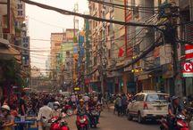 Ho Chi Minh City / by Shannon