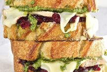 Sandwiches / by Maryanne Savage