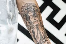 Mucha Tattoos