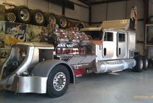Its not all just about us- We like trucks too!