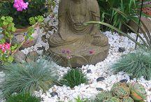 Meditation/Zen gardens