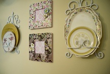 Eclectic meets shabby chic / by Gloria Morrison