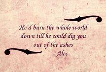Shadowhunters Quotes