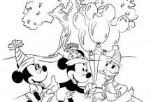 Printables: Ages 0-2 / From coloring Clifford to connecting the dots, help your little one harness her budding creativity with these free printables.