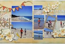 Scrapbook Layouts 28 / by Virginia Parks