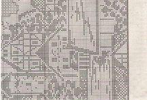 Crochet quadri