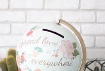 DIY de mariage / Des tas d'idées de DIY originaux pour créer votre mariage sur mesure.