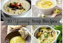cooking - soups and salads. / by Danielle