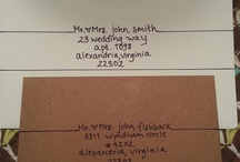 Letters, Cards, and Other Missives