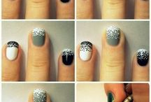 Nails, Hair, Make-up ideas