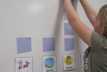 Classroom Post-it ideas