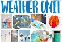 Weather Unit Study