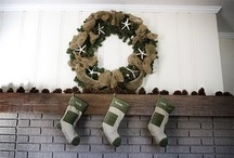 Christmas-Decor / by Courtney Selman