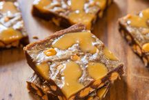 Bars & Brownies - Caramel / Caramel Bars / by Sue Vanden Berge