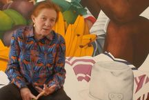 Ana Mercedes Hoyos / Nacimiento 1942  Bogotá, Colombia. Fallecimiento 5 de septiembre de 2014 71 años Nacionalidad Colombiana Área pintura, escultura