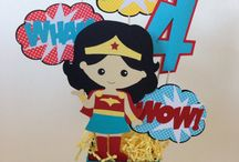 Compleanno a tema supereroe