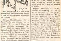14-18 Le soin aux blessés / by CDI Jaurès