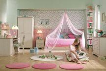 girlie bedroom