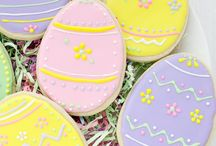easter royal icing