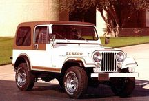 Who has driven this classic 1982 CJ-7 Laredo before? #TBT - photo from jeepofficial