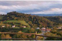 Autum Asturias www.casinadegiranes.com / Colores de Otoño en ASturias ruralizate, cargate de energia y disfruta, ven a la casa rural con mas de 200 años y disfruta de estos paisajes, con atencion personalizada, tf. +34 669031887