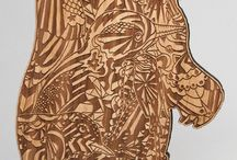 Laser engraving project
