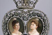 Russian History & Art / Faberge, The Tsar & Tsarina and family