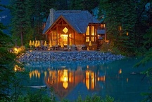 ARCHITECTURE - Cabin by the lake