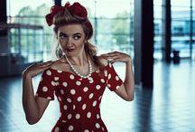 Women's Fashion Styles: Pin Up