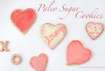 Paleo Cookies / by Karoline Gardner