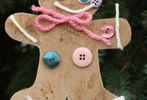 Fun ornaments to make / by Chalee Supplee
