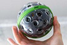 360 Degree Cameras / Cameras that record 360 degrees