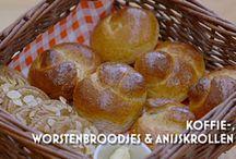 Recepten om te maken / by Alice Van Kersbergen Munters